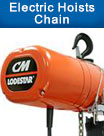 Electric Hoists - Chain
