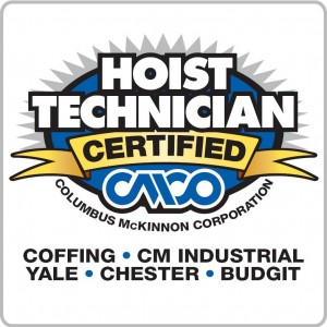 Certified Hoist Technicians